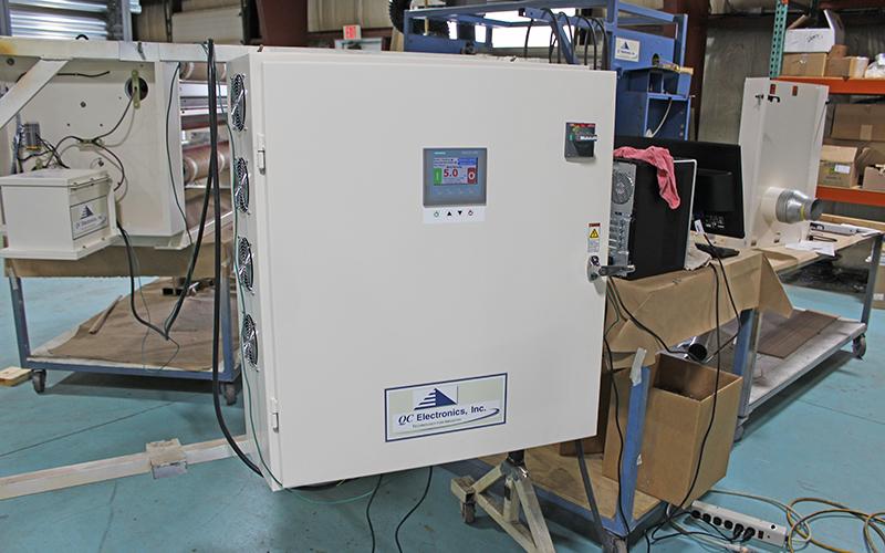 power supply qc electronics